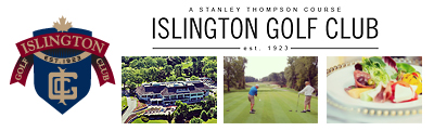 islington golf and country club